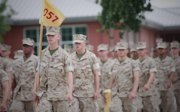 Parris Island Drill Instructor Saves a Recruit's Life
