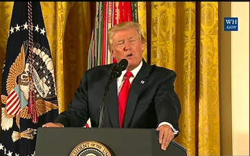 White House Medal of Honor Ceremony - McCloughan