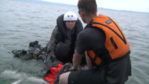 Air Force Report: Water Survival Training