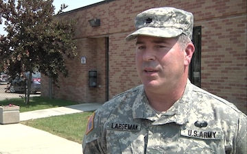 ARMEDCOM Soldier highlight: Joseph Largeman