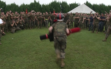 Iwakuni's Headquarters and Headquarters Squadron throw down at field meet (Package/Pkg)