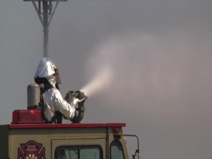 Marine firefighters claim 2 Marine Corps-wide awards (Package/Pkg)