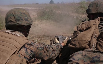1/25 Marines Engage Northern Strike 17