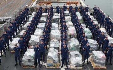 Coast Guard celebrates 227th birthday