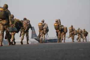 Mobility Guardian 17: 82nd Airborne Mass Tactical Jump