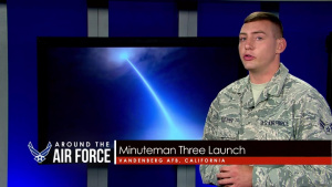 Around the Air Force: New Priorities / Minuteman III / Space Funding