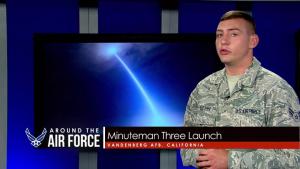 Around the Air Force: New Priorities / Minuteman III / Space Funding