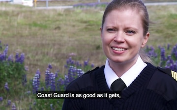 The Icelandic Coast Guard w/Music w/Subs