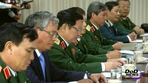 Vietnam MOD visits Pentagon