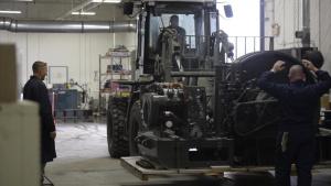 Depot maintenance of MAAS
