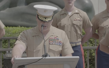 Marine Week Detroit Press Conference