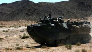 ITX 5-17 2D AABN Mechanized Assault Course