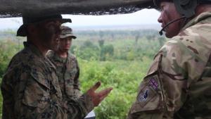 Task Force 1/25 Marines Complete Northern Strike 17
