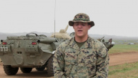 Mobile Checkpoint Interview Cpl. Preston Moehring 3rd Law Force Battalion