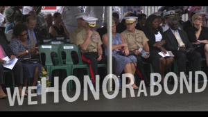 The Look of Honor: 75th Anniversary for the Battle of Guadalcanal