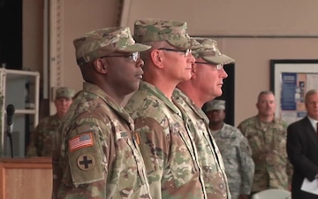 65th Troop Command Conducts Change of Command