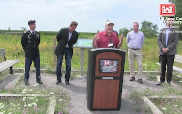 Times Beach Aquatic Invasive Plant Control Project video