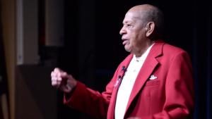 Tuskegee Airman Visits Maxwell