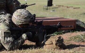 M4 Marksmanship Training B-roll