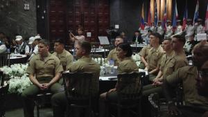 UN FORCES PARTICIPATION DAY