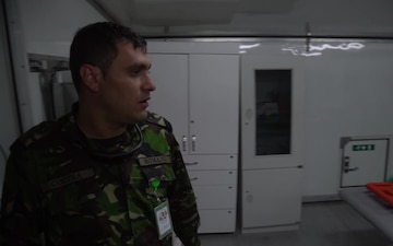 #WeAreNATO - The Romanian medic - Master