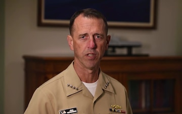 All Hands Update: Chief of Naval Operations Statement on Recent Incidents in Pacific