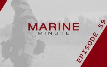 Marine Minute, August 22, 2017