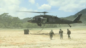 USAABJ and 1-1 SFG Collective Aviation Operations Exercise