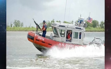 The Coast Guard's Cyber Operating Forces