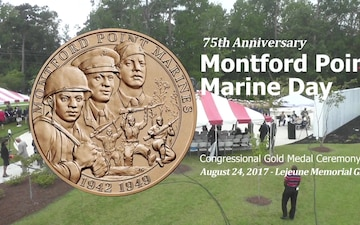 75th Anniversary Montford Point Marine Day Celebration