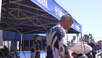Semper Ride: motorcycle safety event visits MCAS Miramar