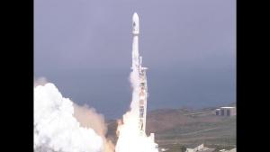 SpaceX Falcon 9 Formosat-5 Launch