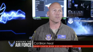Around the Air Force: Space Directorate / Pathfinder Initiative / Express Scripts