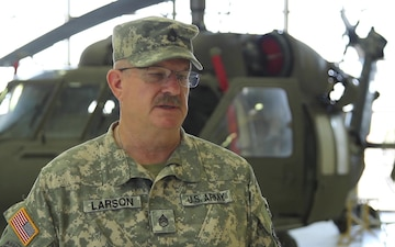 Arizona National Guard Helicopters, Crews Stage in Texas for Hurricane Harvey Response