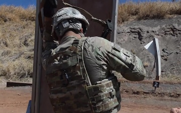 Combat Engineers Test Skills During Stress Shoot B-roll