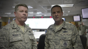 Gen Joseph L. Lengyel and Major General John Nichols - Harvey Update