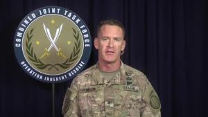 Colonel Ryan Dillion interview with Al Jeezera
