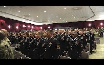 101st NCO Induction
