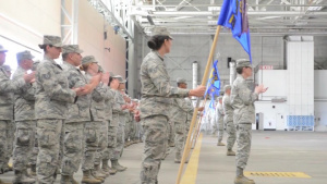 101st Intelligence Squadron Celebrates 100th Anniversary