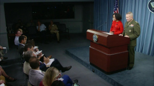 Pentagon Officials Brief Reporters on Afghanistan Force Management