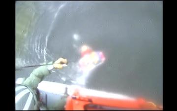 Air Station Detroit Lake Erie rescue