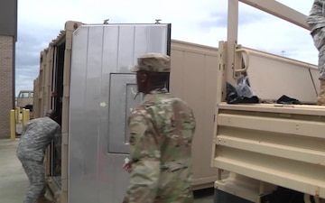 US Army Reserve Hurricane Relief