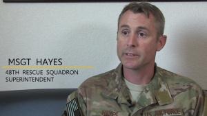 Davis-Monthan Airman Assist Hurricane Relief