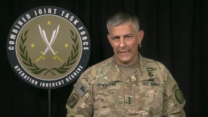 OIR Briefing with Lt. Gen. Stephen J. Townsend
