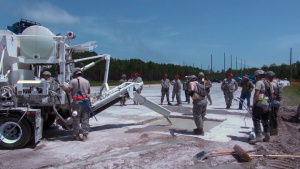 Rapid Airfield Damage Recovery - RADR