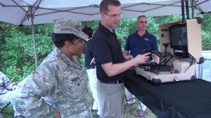 2017 'Robot Rodeo' Wrangles Up the Latest in EOD Technology