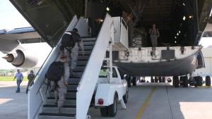 JBSA Medical Teams deploy in support of Hurricane Harvey Relief