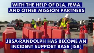 FEMA stands up support base at JBSA-Randolph