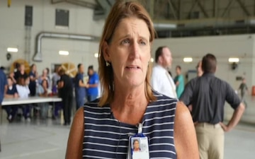 172d AW Readies For Hurricane Harvey Patients