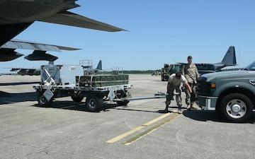 Hurlburt Field aircraft evacuate in preparation of Hurricane Irma